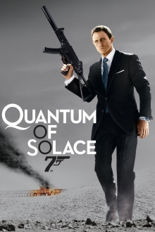 Assistir 007. Quantum of Solace na tv