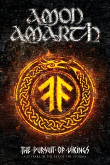 Assistir Amon Amarth. The Pursuit of Vikings. 25 Years in the Eye of the Storm na tv