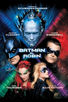 Assistir Batman e Robin na tv