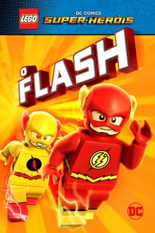 Assistir LEGO DC Comics Super Heróis. O Flash na tv