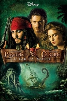Assistir Piratas do Caribe. O Baú da Morte na tv