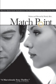 Assistir Ponto Final. Match Point na tv