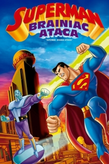 Assistir Superman. Brainiac Ataca na tv