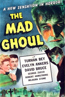 Assistir The Mad Ghoul na tv