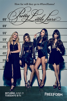 Assistir Pretty Little Liars na tv