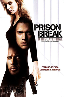 Assistir Prison Break na tv