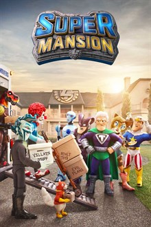 Assistir Supermansion na tv